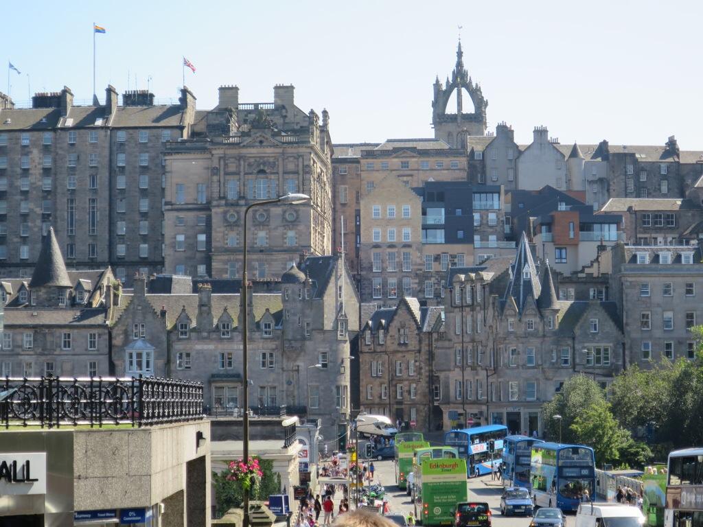 Die Letzten Tage in Schottland