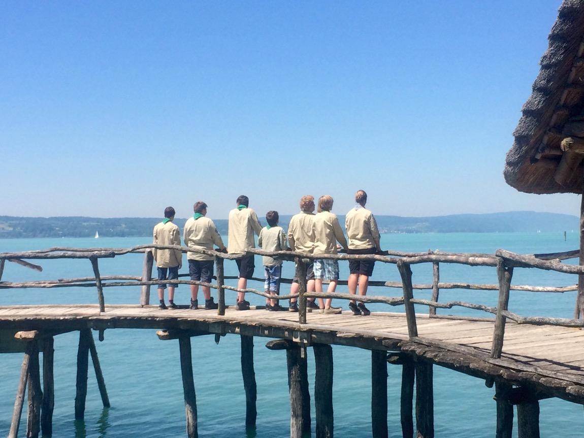 Viele Grüße vom Bodensee