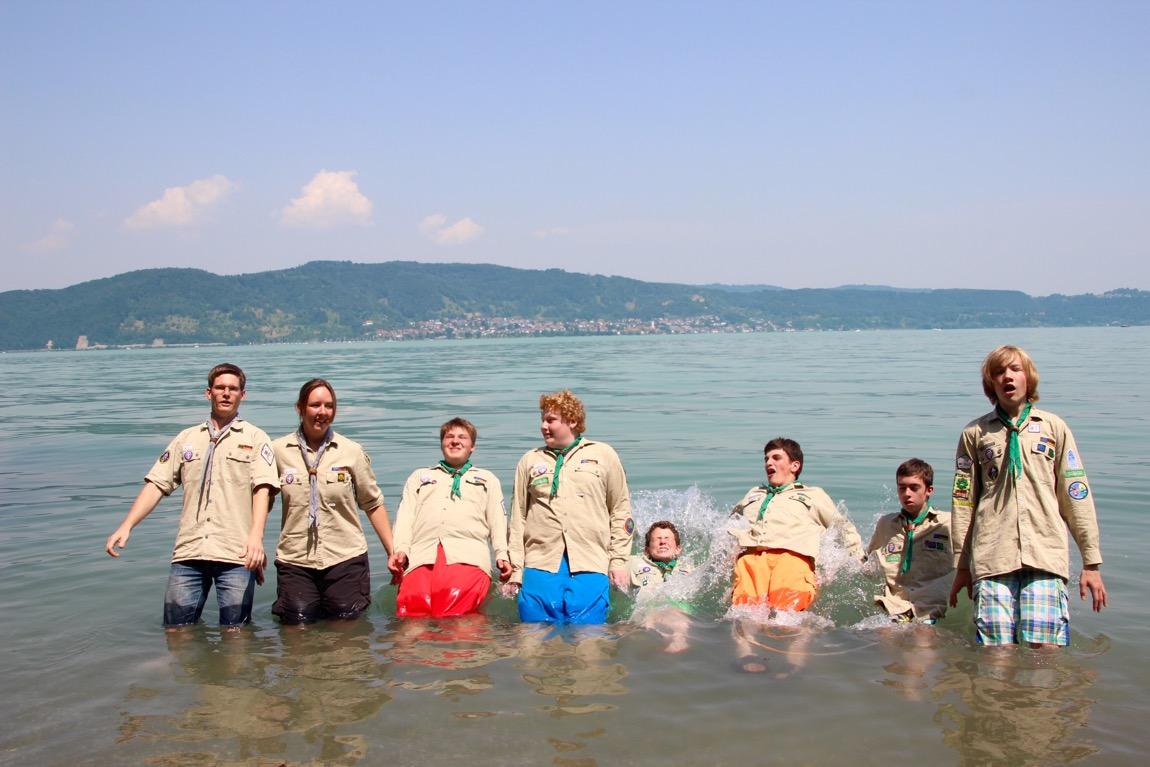 Viele Grüße aus dem Bodensee…