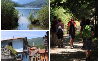 Wanderung um den Lago Mergozzo